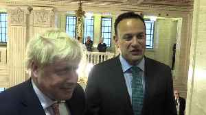 Varadkar – Ireland and UK to beef up co-operation after Brexit [Video]