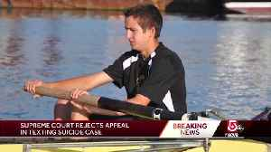 News video: Supreme Court rejects appeal in texting suicide