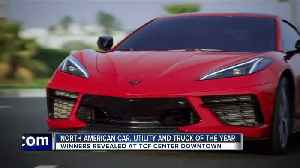 2020 North American Car, Truck and Utility of the year unveiled in Detroit [Video]