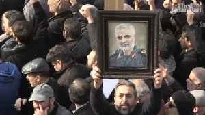 News video: Why did Trump order the killing of Iran's Qassem Suleimani?