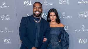 Kim Kardashian insists Kanye West isn't horse rider in viral video [Video]