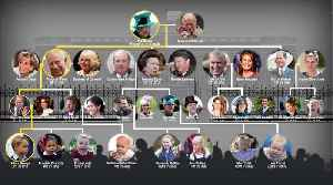 News video: The Royal Family Tree: Who's where in line to the throne?