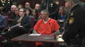 News video: Man who set Portage Co. deputy on fire sentenced to 16 years in prison