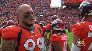 Denver Broncos Adam Gotsis Helps Support Native Country Of Australia [Video]