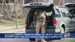 SWAT Responds To Possible Hostage Situation In Hill District [Video]