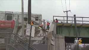 News video: LIRR Third Track Project Has Local Residents Literally Shaken