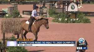 Winter Equestrian Festival underway in the Village of Wellington [Video]