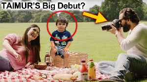 Taimur Ali Khan To Make His BIG Debut With Parents Saif Ali Khan And Kareena Kapoor Khan? [Video]