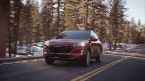 The-all new 2020 Ford Escape Driving Video [Video]