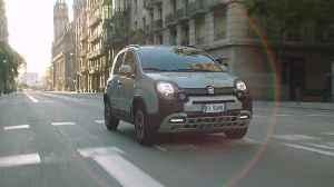 The Fiat Panda Hybrid with the new gasoline Mild Hybrid technology [Video]