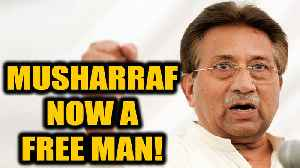 Death sentence of former Pak Prez Pervez Musharraf overturned, can walk freely| OneIndia News [Video]