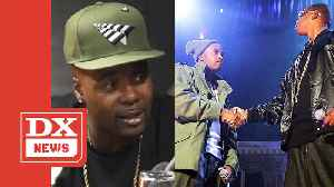 Memphis Bleek Recalls Challenging Nas In Rap War [Video]