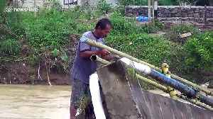 Flash floods in Indonesia leave thousands under threat from clean water crisis [Video]