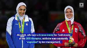 Iran's Sole Female Olympic Medalist Defects Over 'Hypocrisy' and 'Lies' [Video]