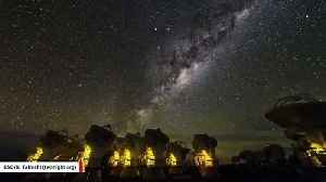Star's Orbit Shift Reveals Galaxy's Collision With Milky Way 11.5 Billion Years Ago [Video]