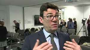Andy Burnham: failings of GMP 'appalling' [Video]