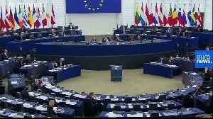 MEPs warn of 'grave concerns' over post-Brexit citizens' rights [Video]