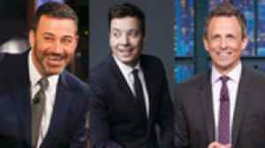 Late Night Hosts Slam All-Male Oscar Directing Noms | THR News [Video]