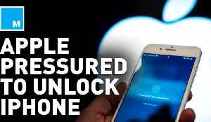 U.S. government officials place pressure on Apple to unlock an iPhone [Video]