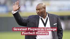 The Best Players On The College Football Field [Video]
