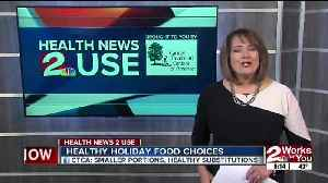 Health news 2 Use:Healthy Holiday Food Choices [Video]