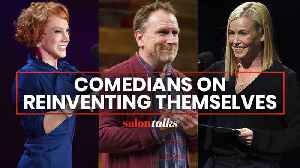 Chelsea Handler, Kathy Griffin and more on finding resilience with comedy [Video]