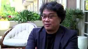 'Parasite' director makes Oscar history [Video]