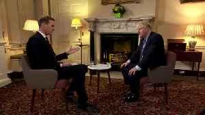 News video: UK's Johnson says Huawei critics need to suggest alternatives