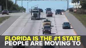Florida becomes the No. 1 state for population growth | Taste and See Tampa Bay [Video]