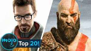 Top 20 Best Video Games of the Century So Far [Video]