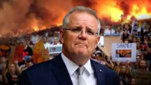 Can Australia's PM recover from the fires? [Video]