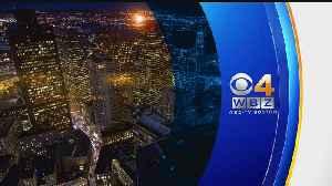 News video: WBZ Evening News Update For January 13