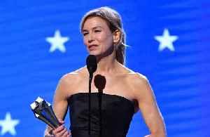News video: Renee Zellweger praised Judy Garland after Critics' Choice awards win
