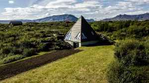 You Can Rent Iceland's Pyramid On Airbnb [Video]