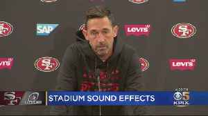 49ers Coach Gives Credit To Niners Fans For Victory Over Vikings [Video]