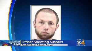 News video: Randy Bishop Identified As Suspect Who Shot Colorado Springs Officer
