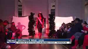 The Strut Fashion Show to bring awareness to human trafficking [Video]