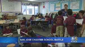 San Jose Charter School Fights For Survival After Board Denies Renewal [Video]