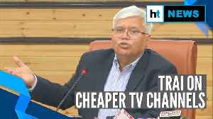 Watch: TRAI defends new rules making TV channel subscription cheaper [Video]