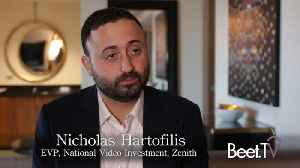 Zenith's Hartofilis: The Urgency of Addressability Is Leading to New Strategies [Video]