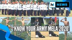 Ahead of 72nd Army Day, 'Know your Army Mela' organised in Goa [Video]