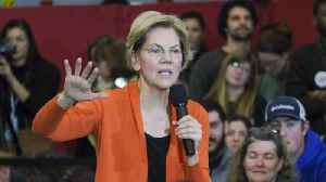 News video: Elizabeth Warren Speaks Out About Bernie Sanders Allegations