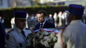 G5 Sahel leaders pay tribute to French soldiers killed in Mali [Video]