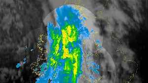 News video: Storm Brendan lashes Ireland with 130kmph winds
