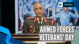 News video: '1700 women to be inducted in Corps of Military Police': Army Chief Gen Naravane