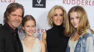 News video: Felicity Huffman's daughter cast in 'The Twilight Zone'
