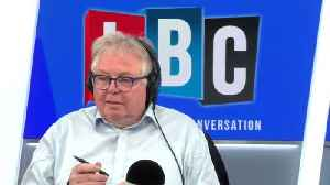 News video: Remainer furious with Nick Ferrari's bid to get a Brexit Big Ben bong