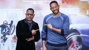 Will Smith and Martin Lawrence made honorary Miami cops [Video]