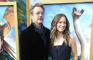 News video: Robert Downey Jr and his wife 'get over bumps quickly' in their marriage