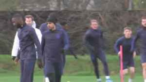 Gallagher trains with Chelsea after recall [Video]